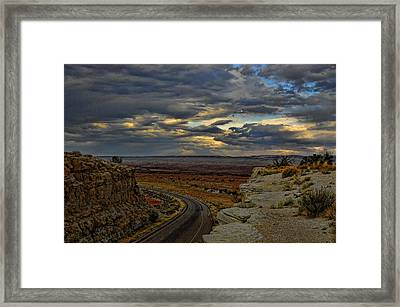 Untitled Framed Print by Nick Roberts