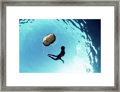 140908-2915 Framed Print by 27mm