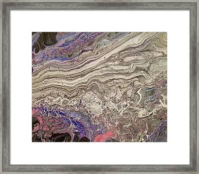 #142 Framed Print