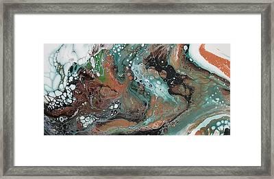 #144 Framed Print