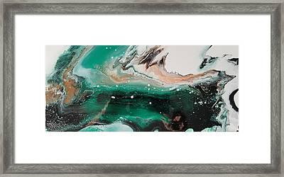 #145 Framed Print