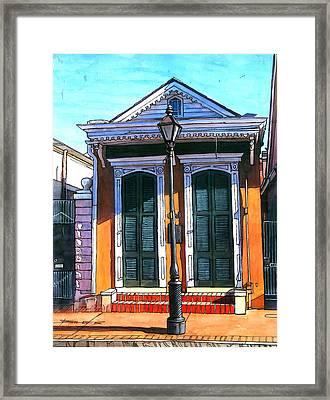 146 Framed Print by John Boles