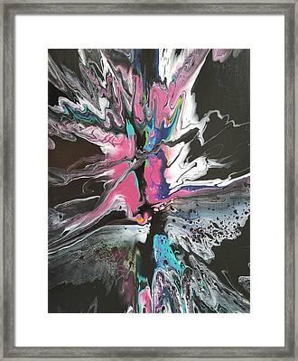 #149 Framed Print