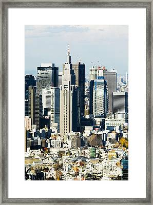 Framed Print by Bill Brennan - Printscapes