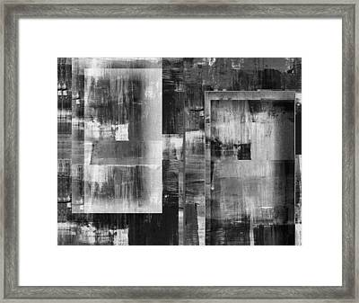 Other Spaces  Framed Print by Danica Radman