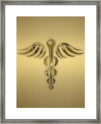 Doctors Collection Framed Print by Marvin Blaine
