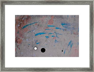 Abstract 80 Framed Print