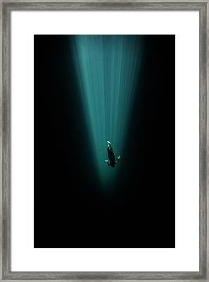 150125-0908 Framed Print