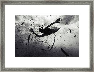 150907-7309 Framed Print by 27mm