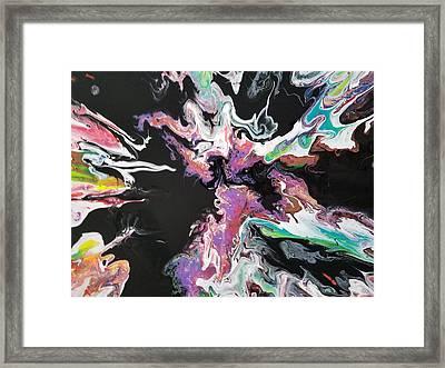 #153 Framed Print