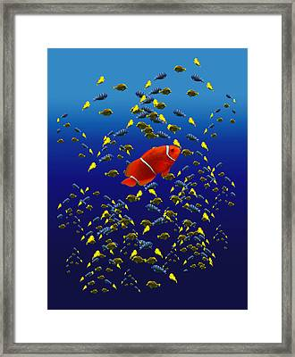 153 Framed Print by Peter Holme III