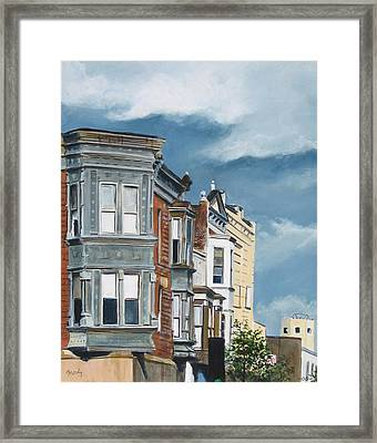 154th Framed Print by William  Brody