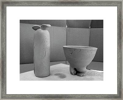 Untitled Framed Print by Linda Spangler