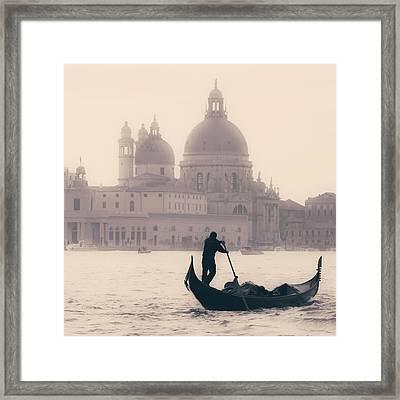 Venezia Framed Print