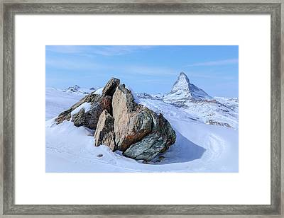 Zermatt - Switzerland Framed Print