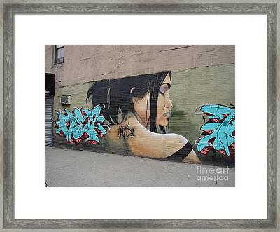 160 Dyckman Street  Framed Print by Cole Thompson