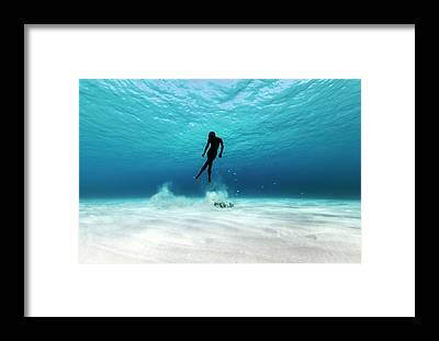 Ocean Framed Prints