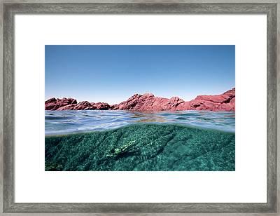 160814-7652 Framed Print