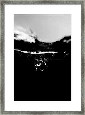 160908-0904 Framed Print