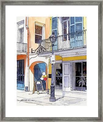 162 Framed Print by John Boles