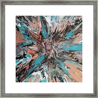 #169 Framed Print