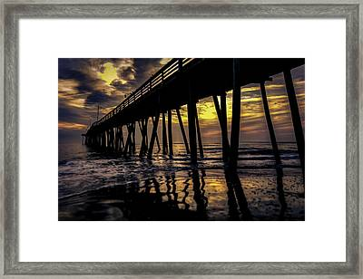 Magical Morning Framed Print
