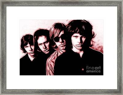 The Doors Collection Framed Print