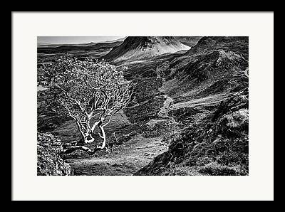 Skye Framed Prints