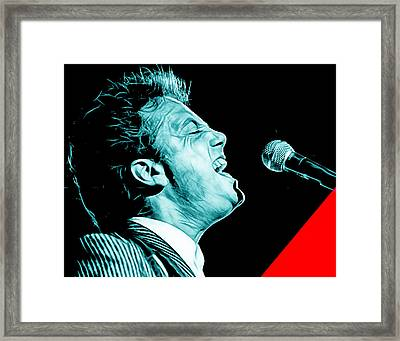 Billy Joel Collection Framed Print