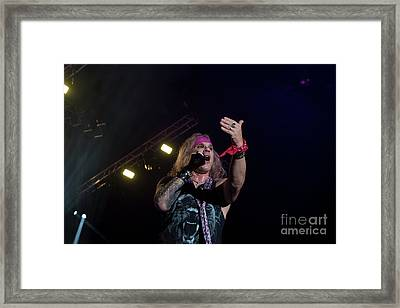 Steel Panther  Framed Print