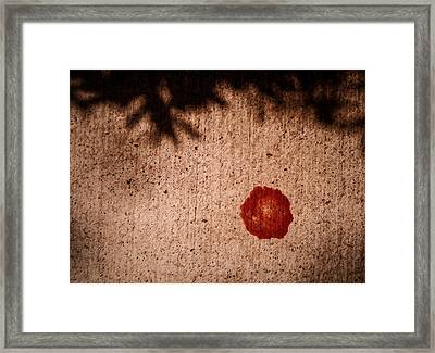 Abstract 77 Framed Print