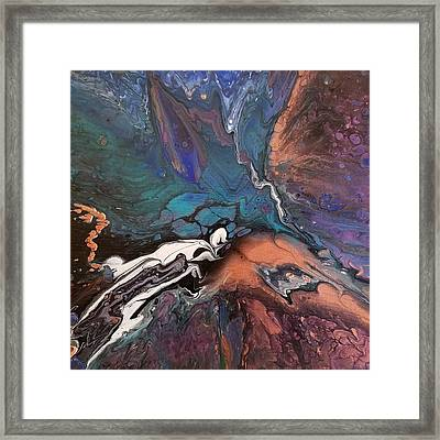 #181 Framed Print