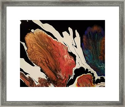 #183 A - Without Fish  Framed Print