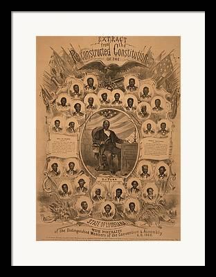 Lieut. Governor Framed Prints