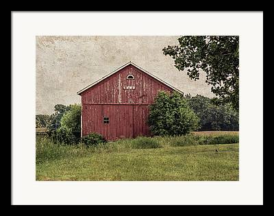 Franklin Farm Photographs Framed Prints