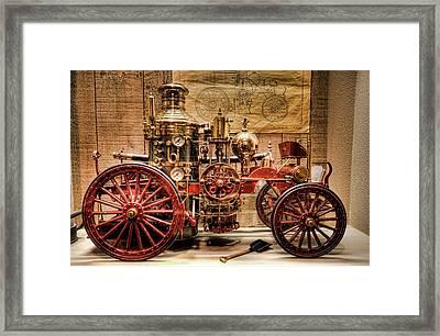 1870 Lafrance Framed Print