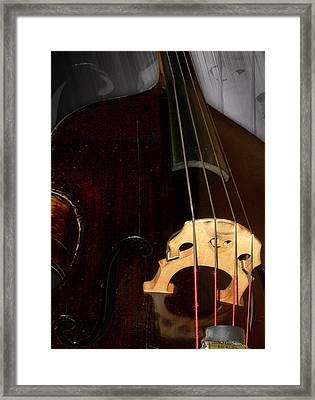 1880 Bass - Bridge Framed Print