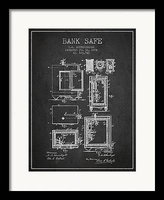 Deposit Framed Prints
