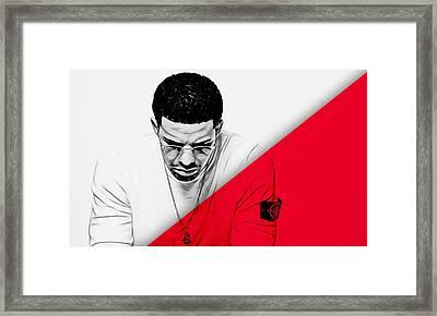 Drake Collection Framed Print
