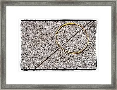 Abstract 76 Framed Print