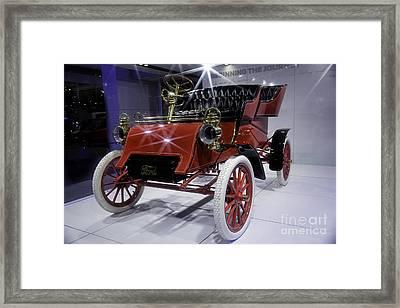 1903 Model A Ford Framed Print