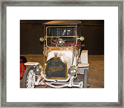1909 Buick -runabout Framed Print