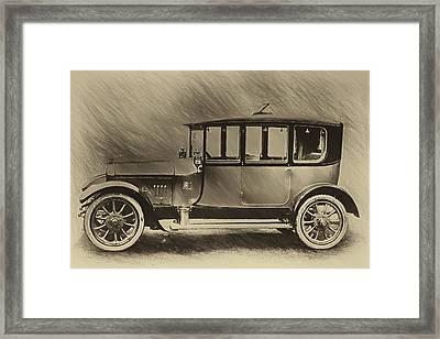 1914 Hillman Framed Print