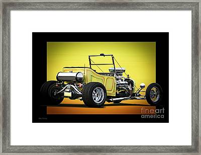 1923 Ford 'touring T' Roadster Framed Print by Dave Koontz