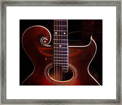 1923 Gibson Framed Print by Jim Mathis