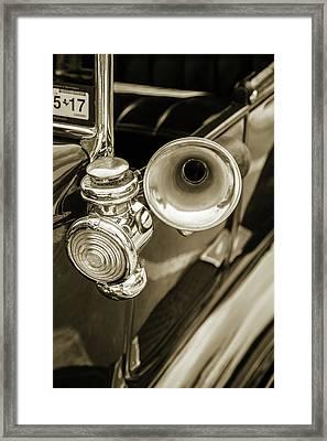1924 Ford Model T Touring Hot Rod 5509.209 Framed Print