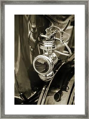 1924 Ford Model T Touring Hot Rod 5509.212 Framed Print