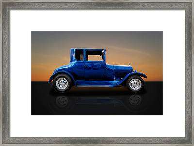1926 Ford Model T High Top  -  1 Framed Print by Frank J Benz