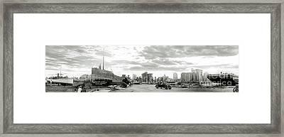 1926 Miami Hurricane  Framed Print by Jon Neidert