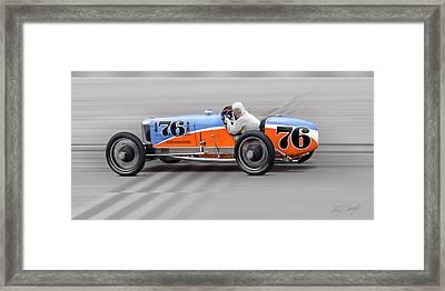 1927 Miller 91 No. 76 Framed Print